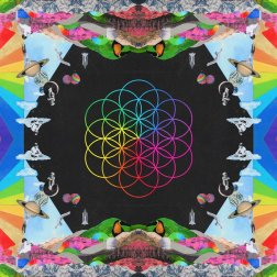 #3. Coldplay - A Head Full Of Dreams. 79 plays.