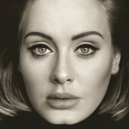 #8 Adele - 25 - 44 plays