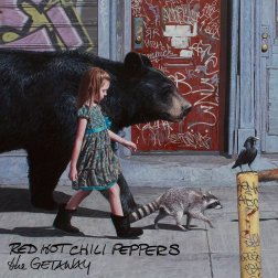 #4. Red Hot Chili Peppers - The Getaway. 72 plays.