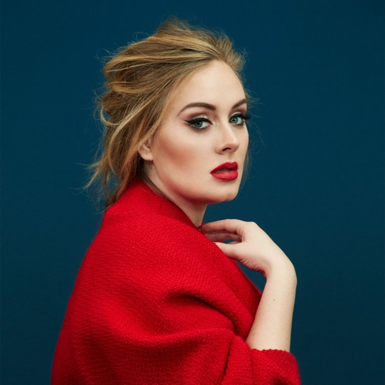#1. Adele. 139 plays.