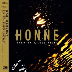 #4 HONNE - Warm On A Cold Night. 74 plays