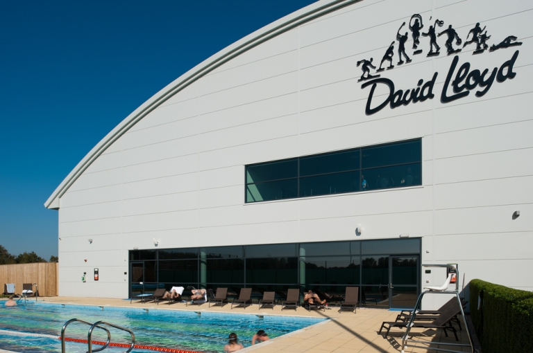 David Lloyd Leisure Club Exeter