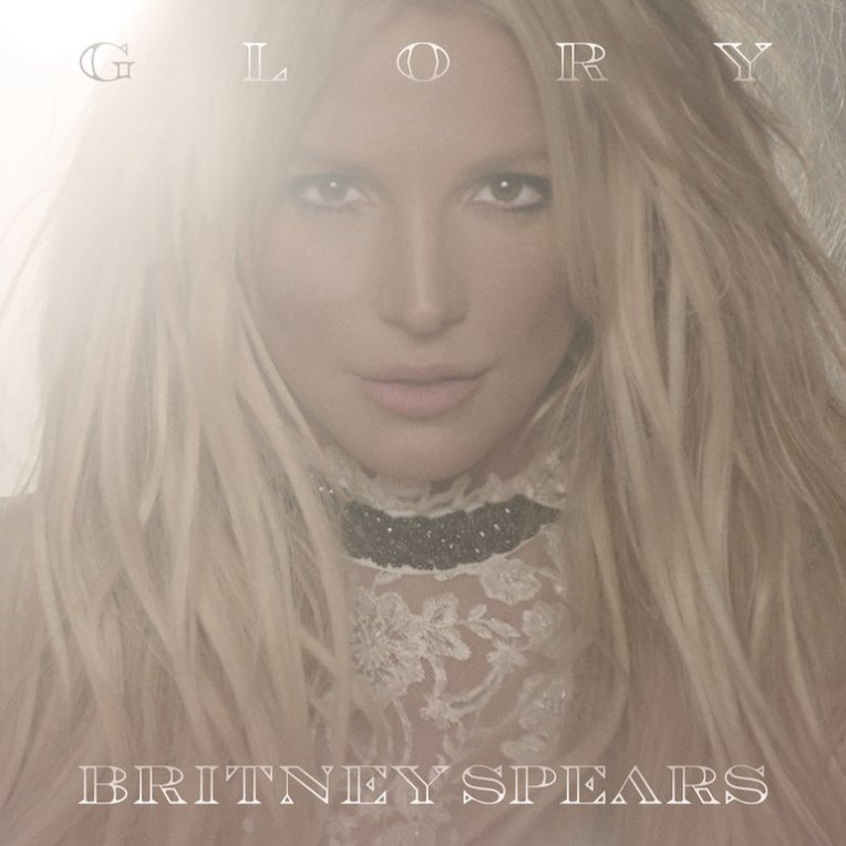 #5 Britney Spears - Glory - 73 plays