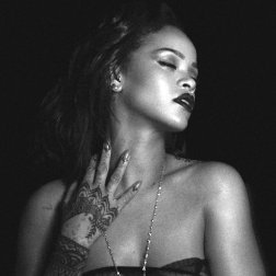 #5 Rihanna - 75 plays