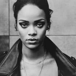 #8 Rihanna - 77 plays