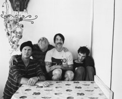 #4 Red Hot Chili Peppers - 116 plays