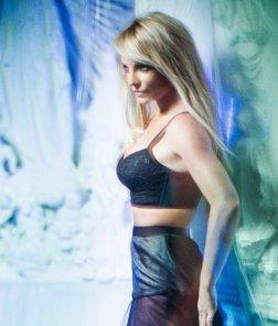 #2 Britney Spears - 128 plays