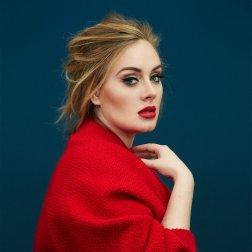 #6 Adele - 90 plays