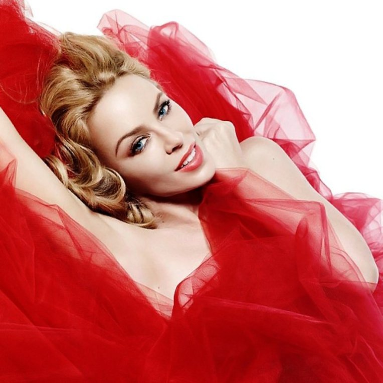 #1 Kylie Minogue - 162 plays