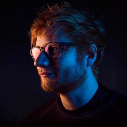 #2 Ed Sheeran - 122 plays