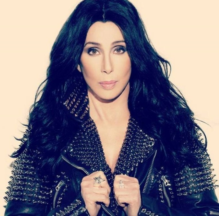 #1 Cher - 124 plays