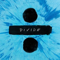 #5 Ed Sheeran - ÷ - 84 plays