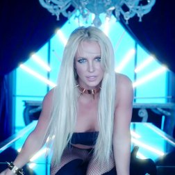 #7 Britney Spears - 59 plays