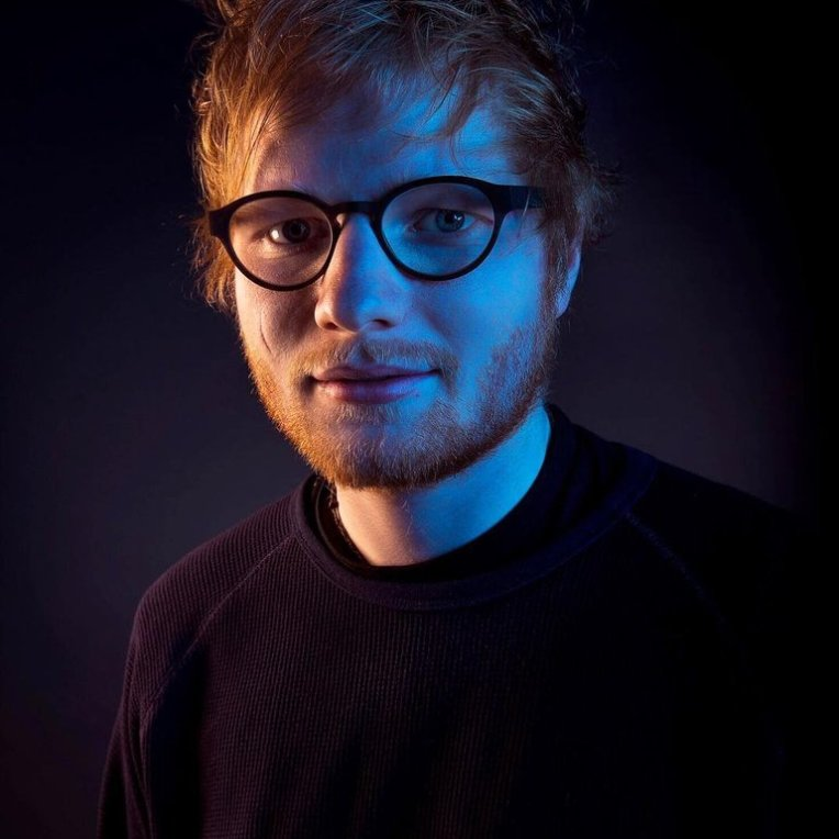 #1 Ed Sheeran - 206 plays