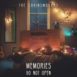 #3 The Chainsmokers - Memories...Do Not Open - 118 plays