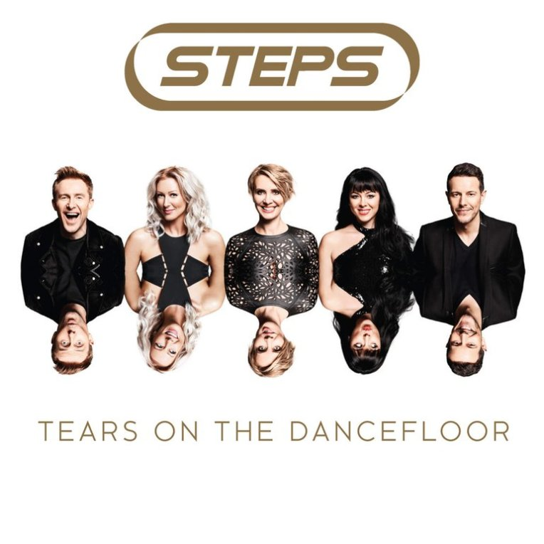 #2 Steps - Tears On The Dancefloor - 105 plays