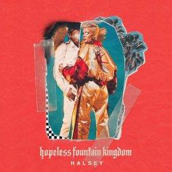 #5 Halsey - Hopeless Fountain Kingdom - 106 plays