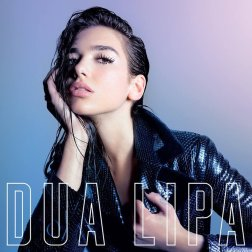 #2 Dua Lipa - Dua Lipa - 111 plays
