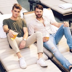 #5 The Chainsmokers - 103 plays