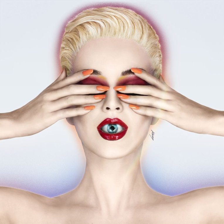 #1 Katy Perry - Witness - 122 plays