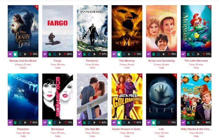 Movies - June 2017