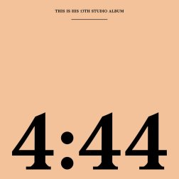 #8 Jay-Z - 4:44 - 80 plays