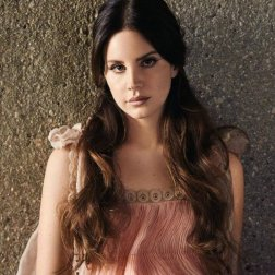 #4 Lana Del Rey - 152 plays