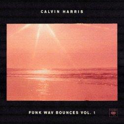 #3 Calvin Harris - Funk Wav Bounces Vol. 1 - 97 plays
